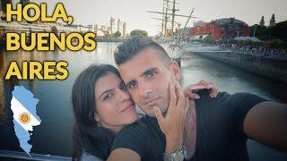 am ajuns in BUENOS AIRES (ne pregatim de REVELION)