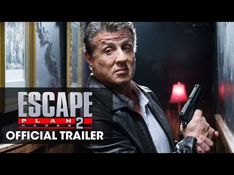 Escape Plan 2 2018 Movie Trailer  Sylvester Stallone, Dave Bautista, Curtis Jackson
