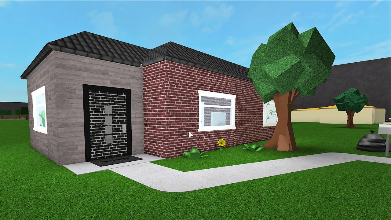 Upgrading 'The New Starter House' ! #Roblox - Bloxburg (6k ...