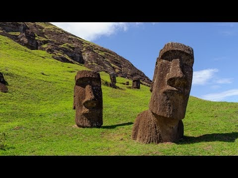 Easter Island: New Archaeological Study Shows Ecological Collapse Didn