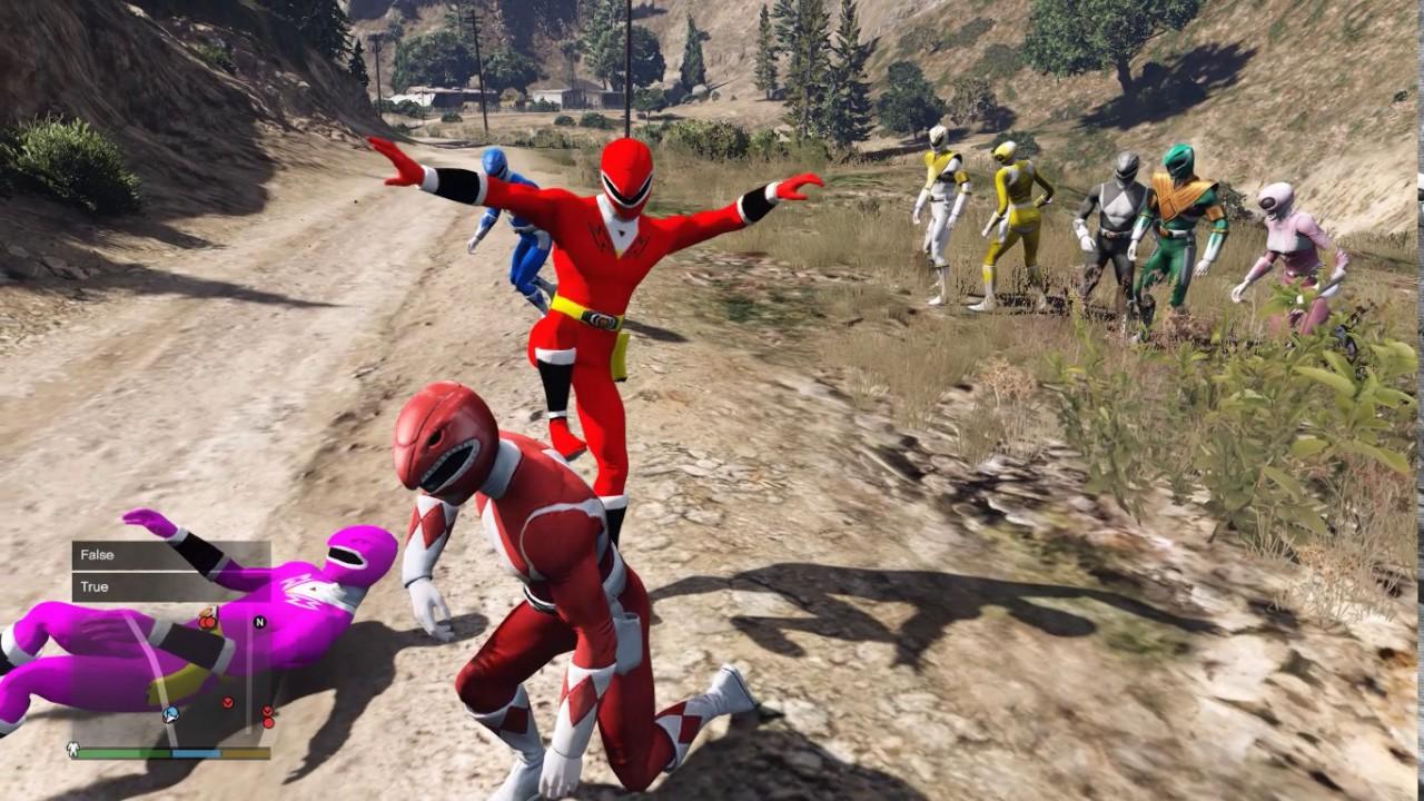 7 Anh Em Siêu Nhân| Siêu Nhân PowerRanger So Tài Với Siêu Nhân Ninja#7