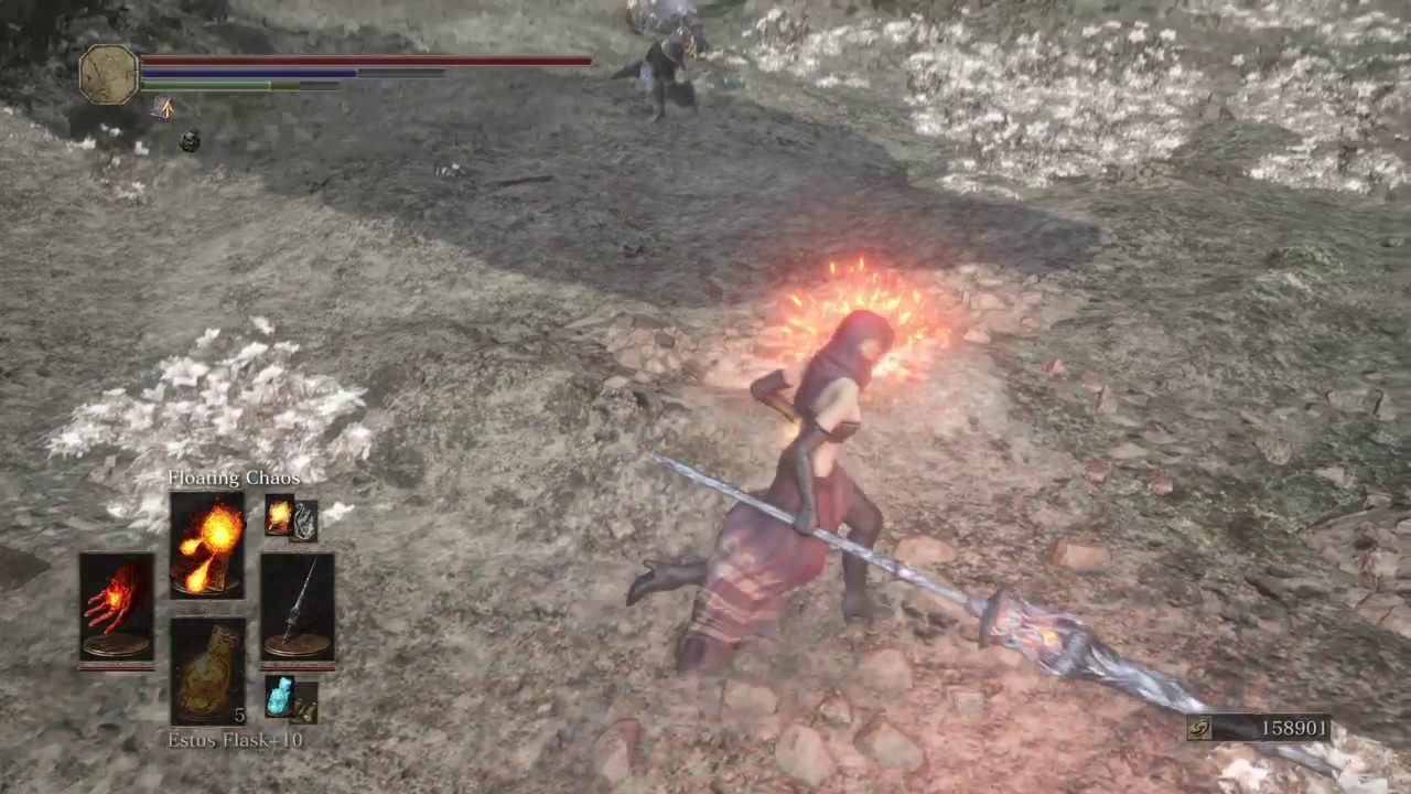 Pyromancer Dark Souls  Build