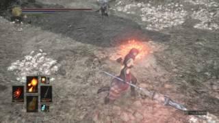 Dark Souls 3 - Desert Pyromancer Build Practice #1 by Kaigen87