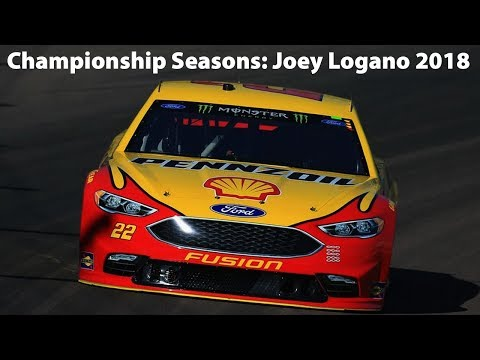 Championship Seasons: Joey Logano 2018