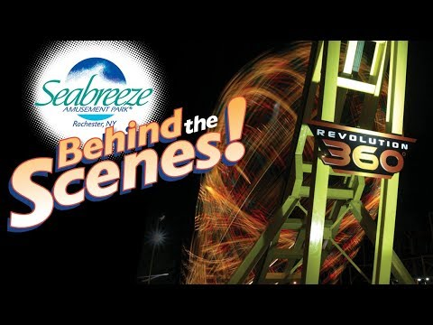 Seabreeze Behind the Scenes: Seabreeze at Night