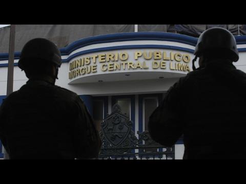 Punto Final: la morgue de Lima en cuidados intensivos