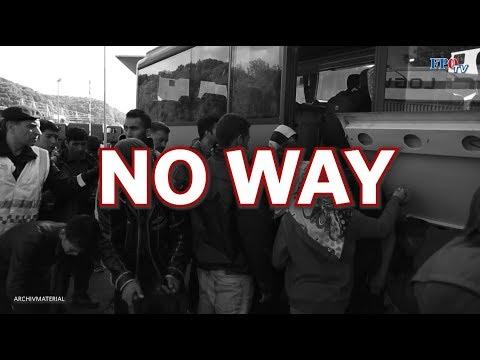 """Herbert Kickl: Es braucht eine """"NO WAY""""-Flüchtlingspolitik!"""