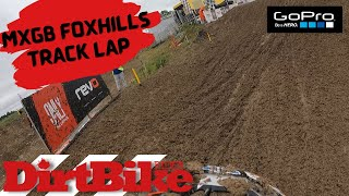 GoPro Track lap | Revo ACU MXGB Championship Foxhill