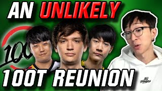 100 Thieves brings back their Original Roster with Meteos Ssumday and Codysun
