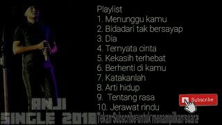 Full Album Terbaik Anji 2018 (Best of the Best Anji)