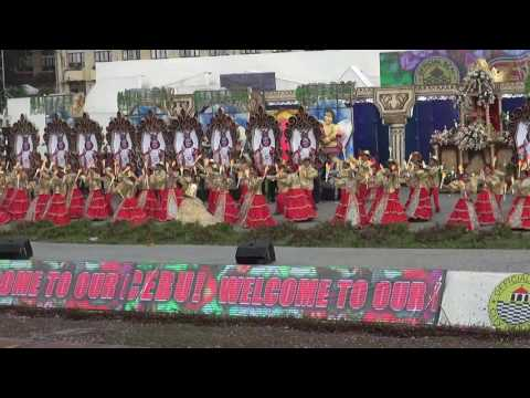 Talisay City (4th Place Sinulog 2017 in Sinulog-based Category)