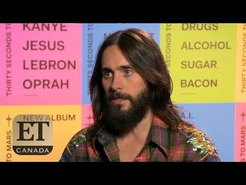 Jared Leto Talks New 30 Seconds To Mars Album 'America'