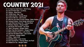 New Country Songs 2021 | Brett young, Luke Combs, Jon Pardi, Morgan Wallen, Lee Brice, Dan + Shay
