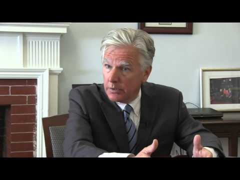 Marty Meehan Interview Part 4 - Transformation of UMass Lowell