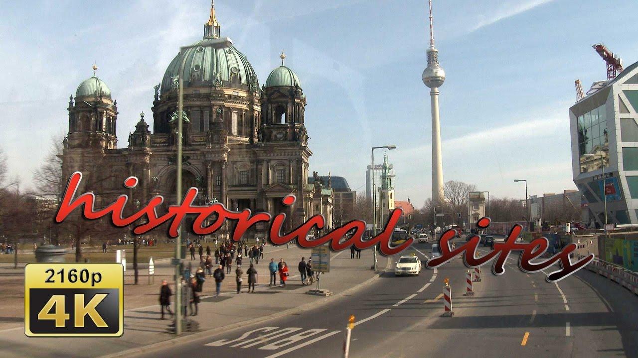 From Zoologischer Garten To Alexanderplatz By Bus Berlin Germany