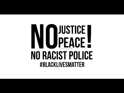 Black Lives Matter Protest (Liverpool) - 16th July 2016
