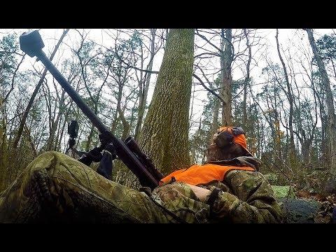 50 BMG Deer Hunting