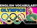 Olympics Vocabulary - Podium?