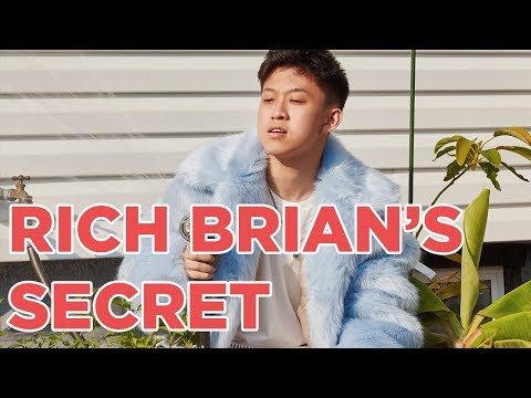 THE SECRET BEHIND RICH BRIAN'S SUCCESS