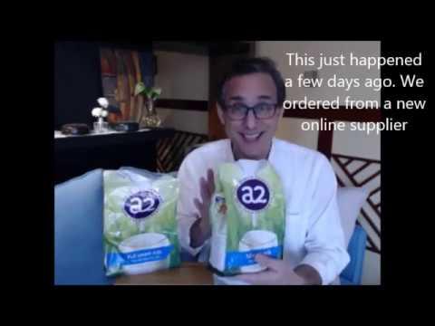 Australia A2 Fake Milk Powder New China Scandal 2019