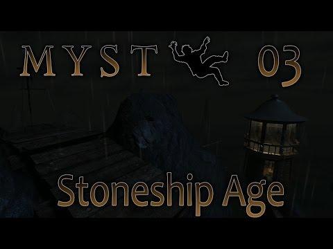 Myst realMyst Masterpiece Edition - 03 Stoneship Age