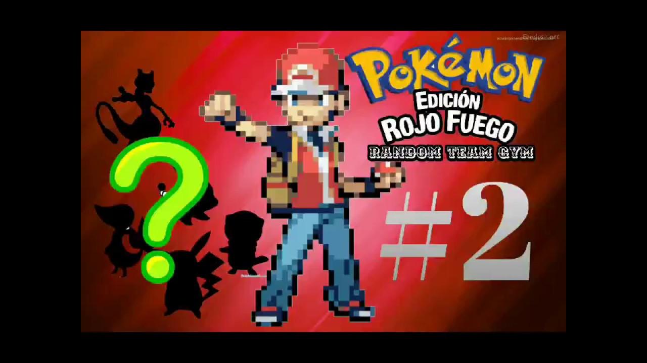 Pokemon rojo fuego random team gym 2 youtube for Gimnasio 8 pokemon rojo fuego