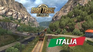 Euro Truck Simulator 2 - Italia DLC - Fan-Made Trailer