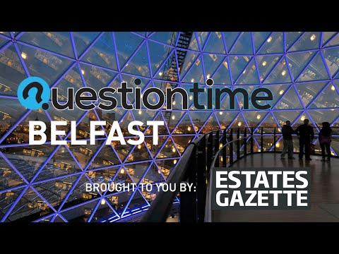 Belfast: Office development hampered by lack of equity