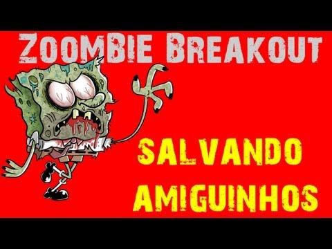 BoB Esponja No Zombie Breakout