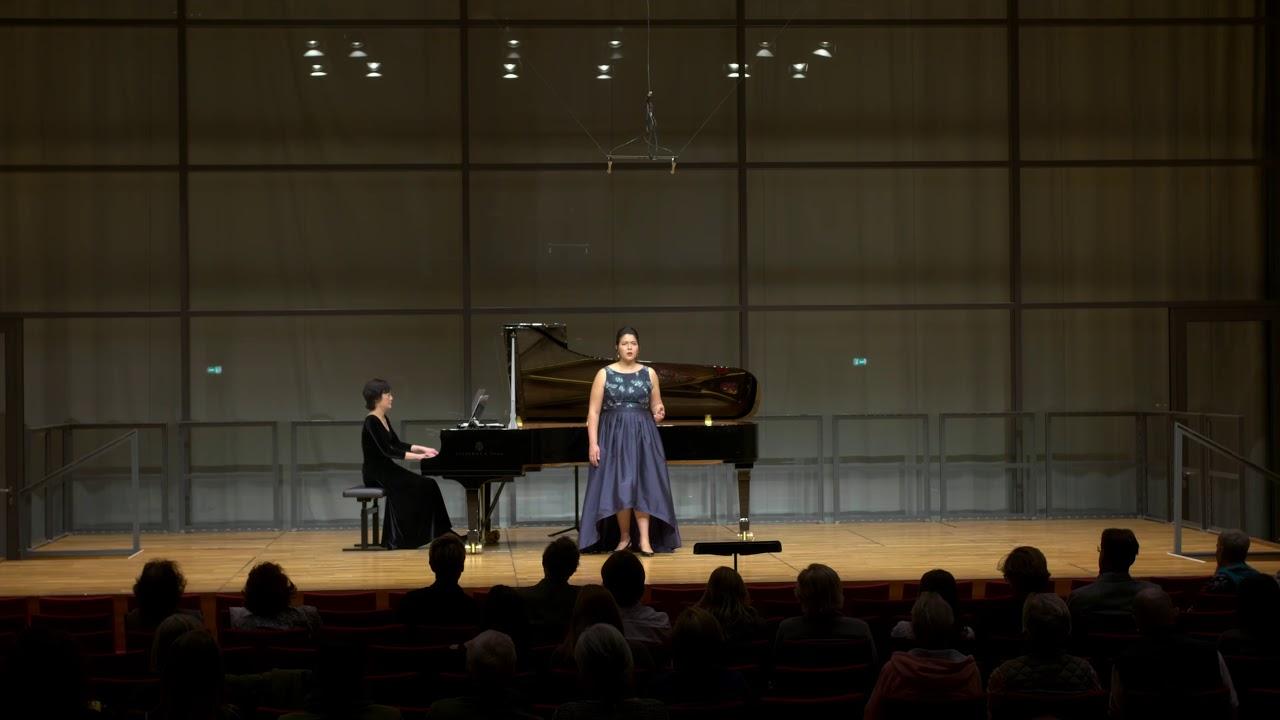 Flickan kom ifrån sin älsklings möte - Sibelius