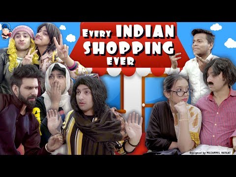 Every Indian Shopping Ever | Harsh Beniwal