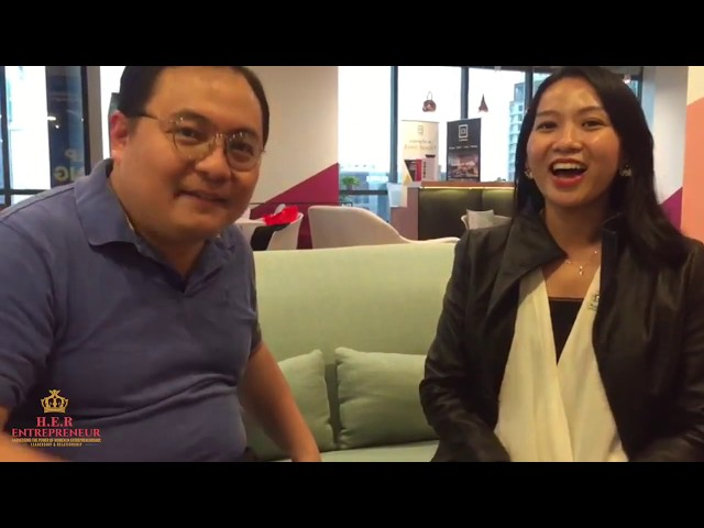 #49 H.E.R Show | Interview with Fave Co-Founder Yeoh Chen Chow