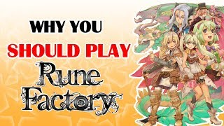Why You Should Play Rune Factory
