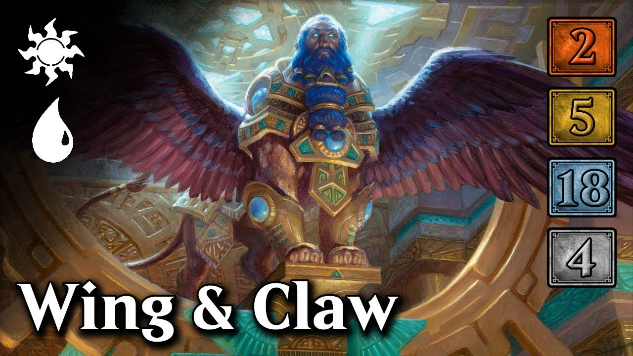 MTG Arena - Upgrading Wing and Claw