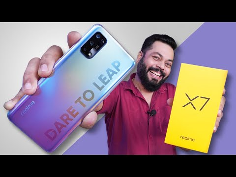 realme X7 5G Unboxing And First Impressions ⚡ Under 20K 5G Phone Coming To India
