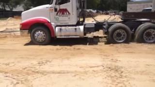 MT004 dump truck