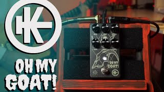 OH MY GOAT! - The DISTORTION from HELL | Jack JD (Demo/Review)