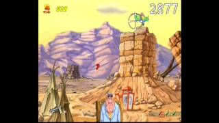 Chicken Shoot - Gameplay Wii (Original Wii)