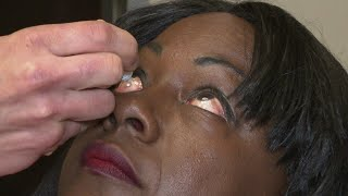 New Treatment For Red Eyes