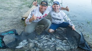 200 риб за 1.5 години! Рибальський БАТТЛ! Поплавок проти Фідера!