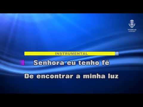 ♫ Demo - Karaoke - VENHO FALAR DOS MEUS MEDOS - Ana Moura mp3