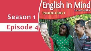 Разговорный английский фразы и диалоги English in mind 1 episode 4 with subs