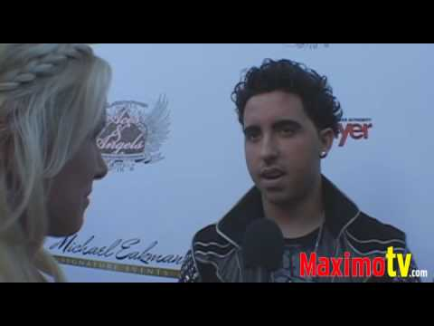 Colby O'Donis on Brooke Hogan