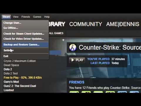 FIX! Steam beta must be running to make use of find servers
