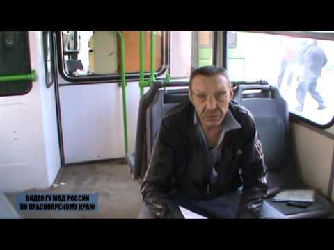 Автобус 36 метро Семёновская - платформа Новогиреево