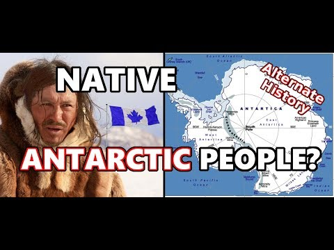 Alternate History: What if Antarctica had a Native Population?
