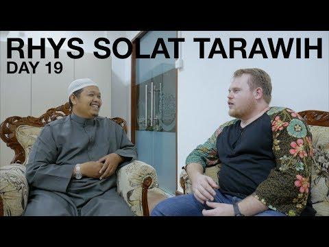 Rhys Solat Tarawih