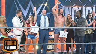 Josh and Sara are crowned Tough Enough Champions: WWE Tough Enough, Aug. 25, 2015