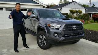 Toyota Tacoma TRD Sport full review by Ran Ds Review