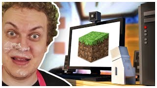 Почему Блогеры играют в Майнкрафт? (Хованский, Oblomoff, itpedia, Wylsacom, Линк, Банан, Юлик)